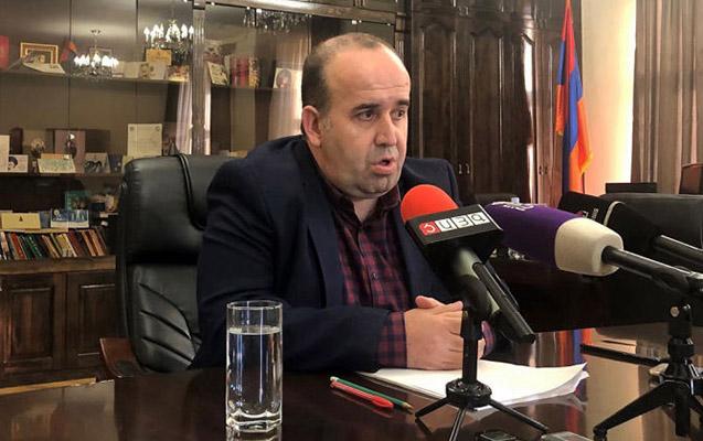 Ermənistanda daha bir istefa