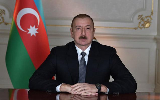 """İsmayıl Hacıyevə """"Şöhrət"""" ordeni verildi"""