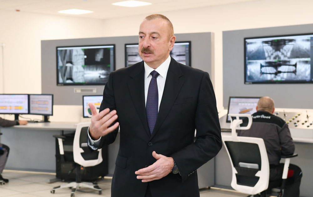 """""""Ermənistan da deyəcək ki, onların da bizimlə heç bir problemi yoxdur"""""""