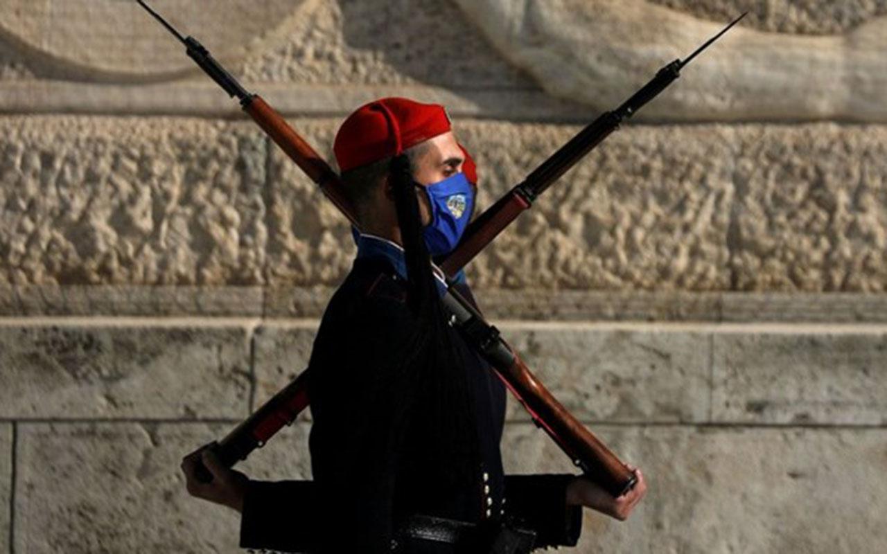 Yunanıstanda hərbi xidmətin müddəti uzadılır