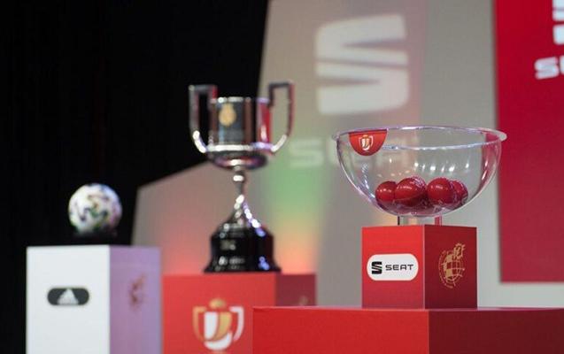 İspaniya Kubokunda 1/8 finalın püşkü atıldı