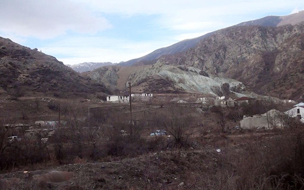 Bu da Kəlbəcərin Qamışlı kəndi