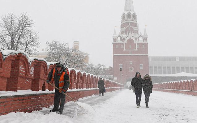 Moskvada son 140 ilin rekord temperaturu qeydə alınıb
