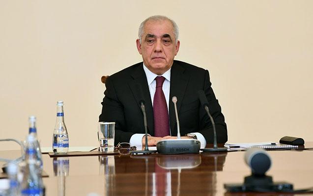 Əli Əsədov Türkiyəyə başsağlığı verdi