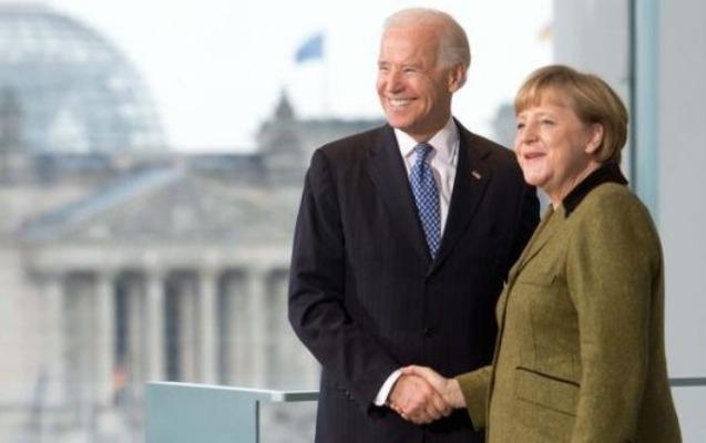 Merkel Baydeni Almaniyaya dəvət etdi