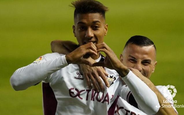 Millimizin futbolçusu İspaniyada qol vurdu