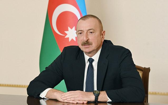 Prezident Aydın Kərimovu videoformatda qəbul etdi