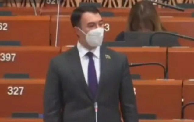 Deputatdan erməni nümayəndəsinə cavab