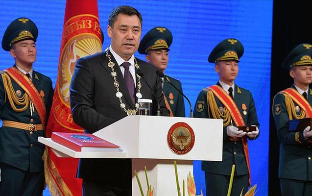 Japarov Qırğızıstan Prezidenti vəzifəsinin icrasına başladı