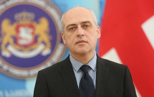 Gürcüstanın XİN rəhbəri Türkiyəyə səfərə hazırlaşır