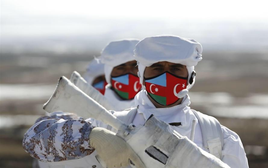 Türkiyə-Azərbaycan birgə təlimləri başa çatdı - Video