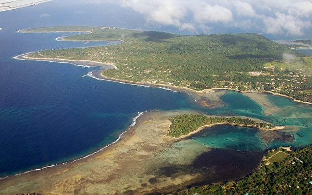 Vanuatu sahillərində güclü zəlzələ