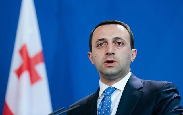 Gürcüstanda yeni hökumətin tərkibi açıqlandı