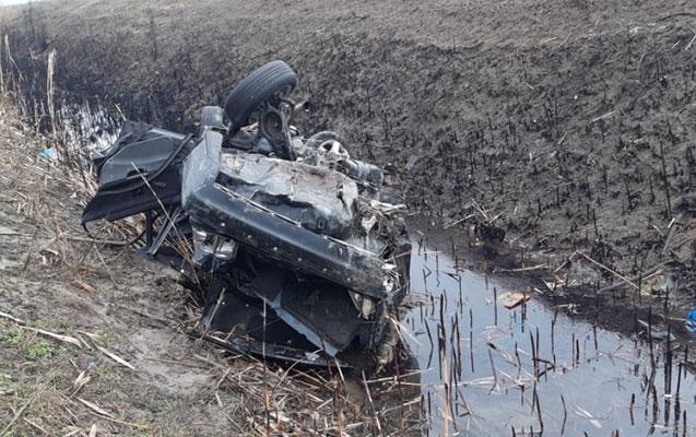 Göyçayda avtomobil aşdı, 6 nəfər yaralandı