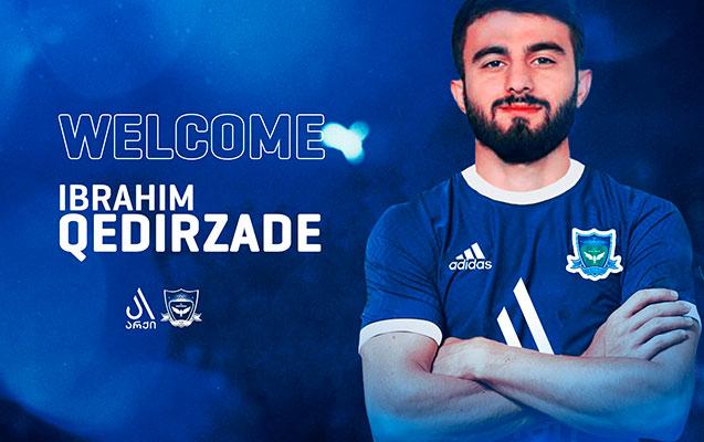 Azərbaycanlı futbolçu Gürcüstan klubunda