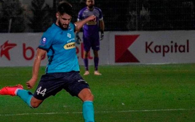 """AFFA """"Zirə""""nin futbolçusuna 2 oyunluq cəza verdi"""