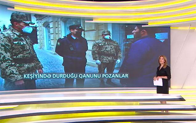 DİN İTV-nin polislə bağlı videosuna cavab verdi