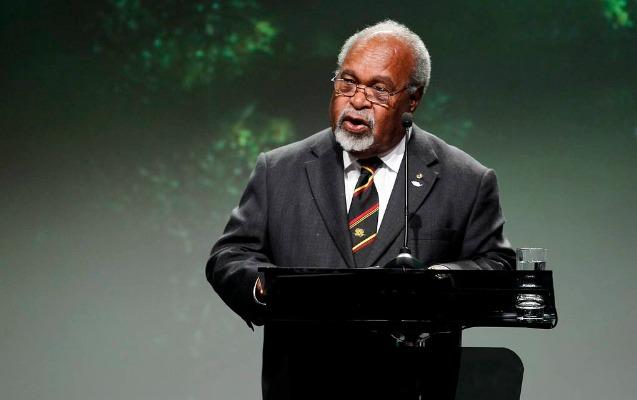 Papua-Yeni Qvineyanın qurucusu vəfat etdi