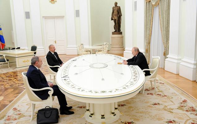 """""""Putin də deyir ki, Paşinyan onun sözlərinə qulaq asmayıb"""""""