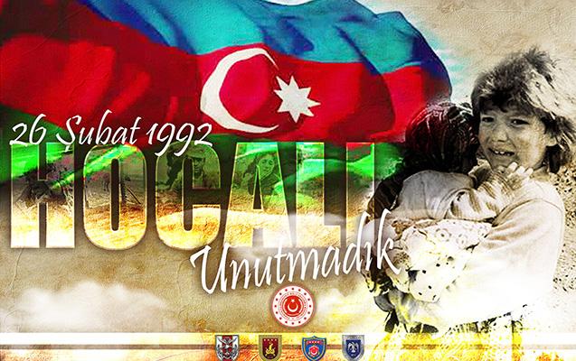 Türkiyə MN Xocalı qətliamını andı