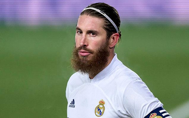 """""""Real Madrid"""" Ramosla müqaviləni uzadır"""