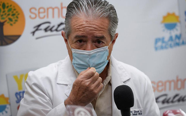 <p><strong>Ekvadorun səhiyyə naziri istefa verdi</strong></p>