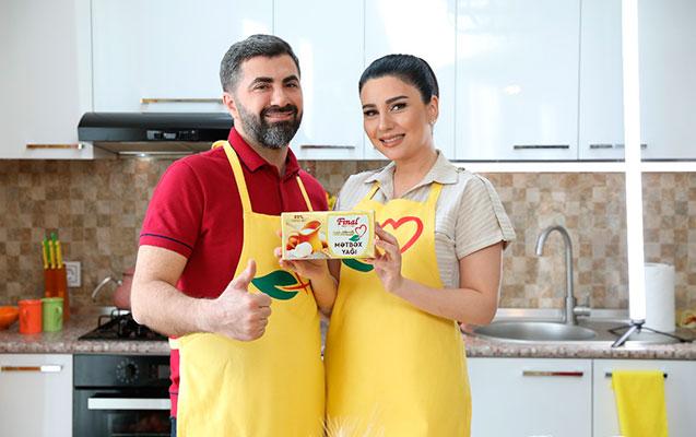 """""""Final"""" qida markası yeni reklam çarxını təqdim etdi - Video"""