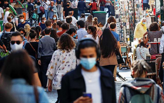 Daha bir ölkədə pandemiyanın üçüncü dalğası elan edildi