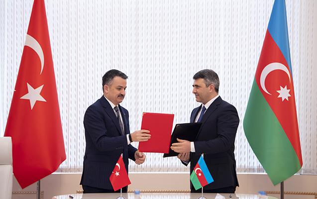 Azərbaycanla Türkiyə arasında daha bir Bəyannamə imzalandı