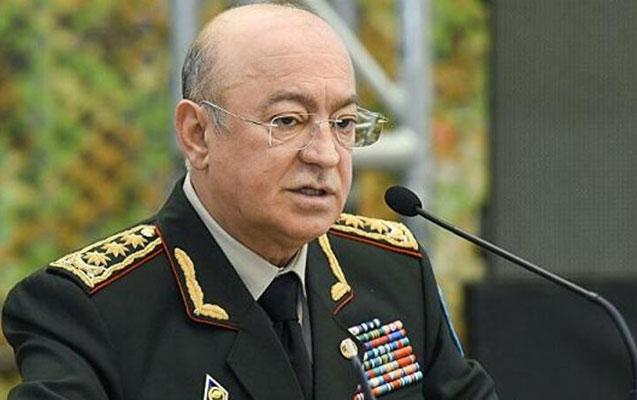 Kəmaləddin Heydərov generalı işdən çıxardı