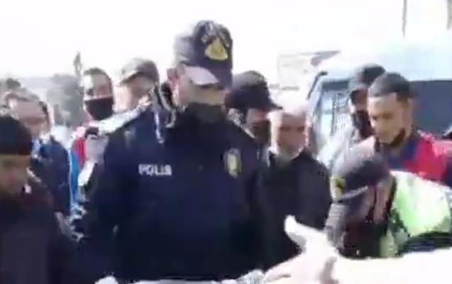Polislə bağlı yayılan video haqda
