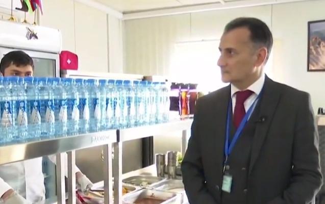 Türkiyə-Rusiya monitorinq mərkəzindən