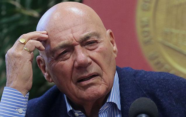Poznerin Gürcüstana gəlişi etirazla qarşılandı