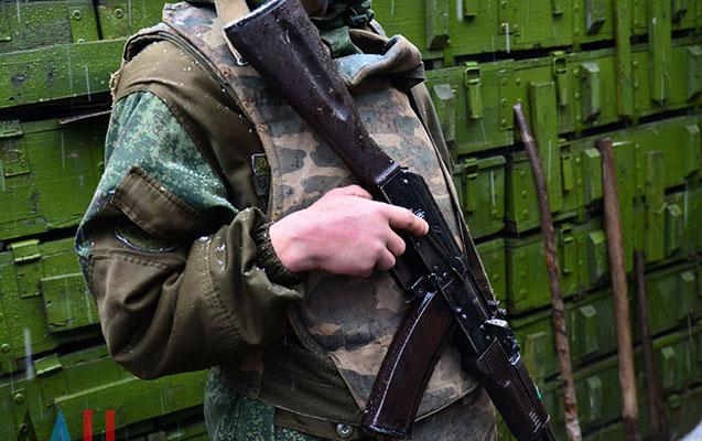 Donetskdə ilk dəfə hərbi xidmətə çağırış elan olundu