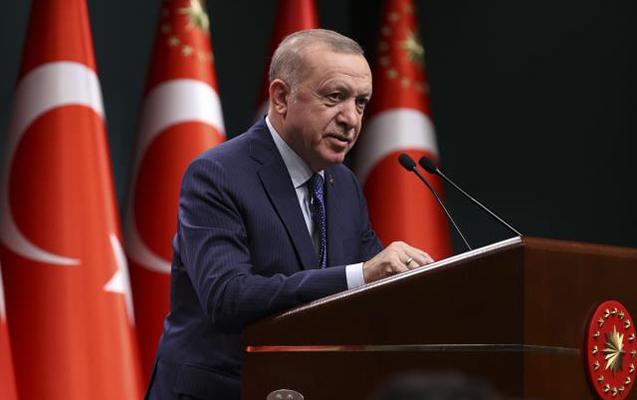 """""""Qarabağda apardığımız mübarizəyə dəstək olmadılar"""" - Ərdoğandan 104 admirala cavab"""