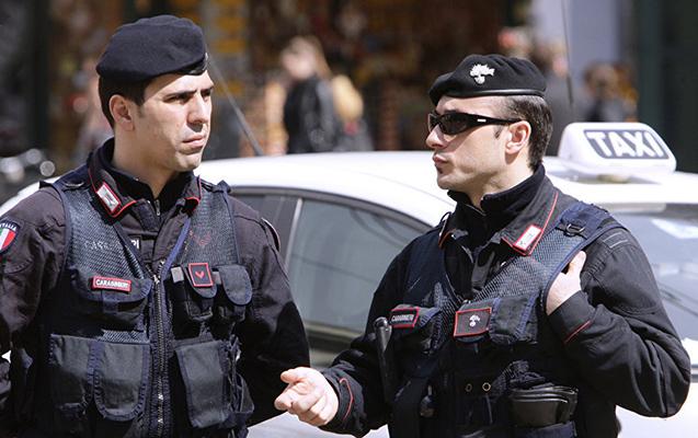İtaliyada 40 mafiya üzvü həbs olundu