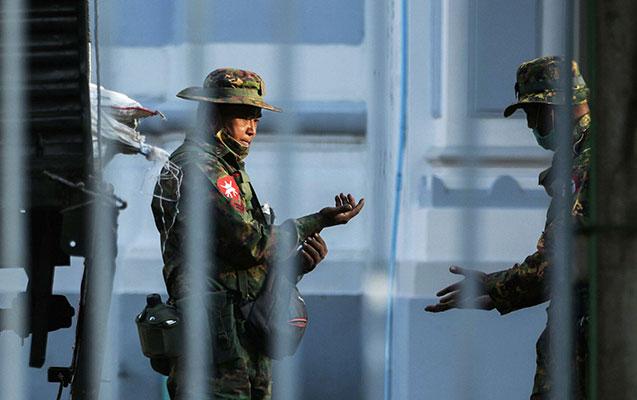 ABŞ Myanmaya qarşı sanksiyaları genişləndirdi