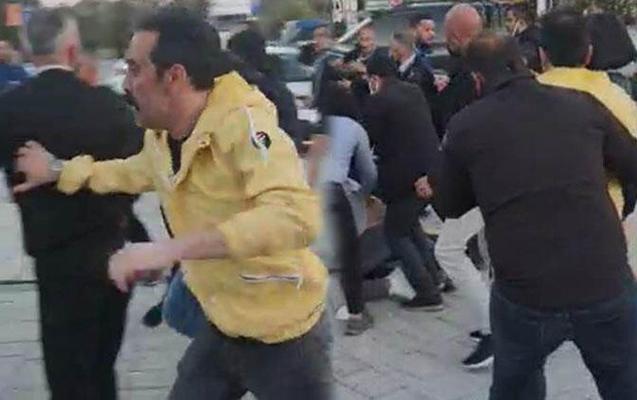 Kütləvi davaya qarışan türkiyəli aktyor saxlanıldı