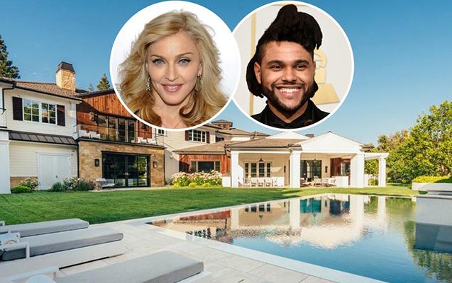 Madonna 19 milyon ödəyib onun evini aldı