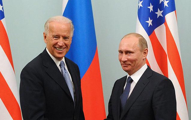 Bayden Putinə üçüncü ölkədə görüşməyi təklif etdi