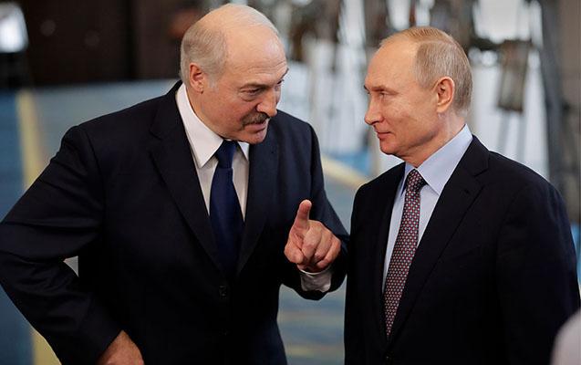 Putinlə Lukaşenko nəyi müzakirə edəcək?