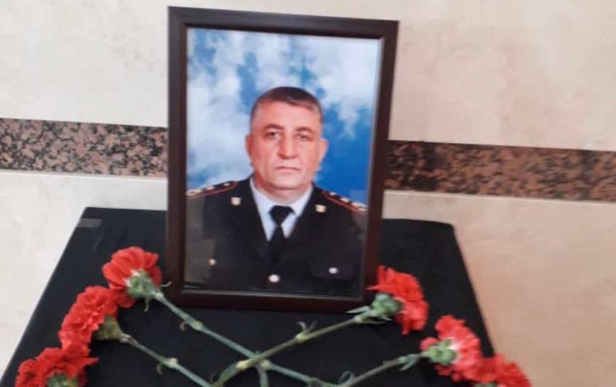 Polkovnik-leytenant da koronavirusdan vəfat etdi