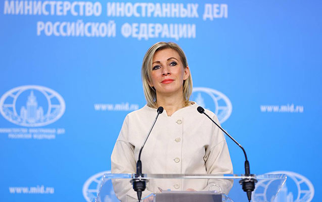 """""""Moskva tezliklə ABŞ-ın sanksiyalarına cavab verəcək"""" - Zaxarova"""