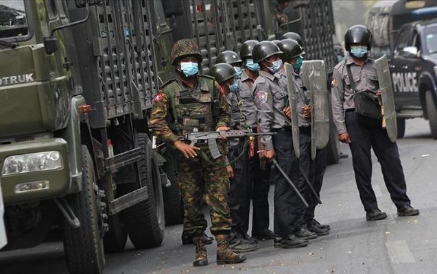 Myanmada iğtişaşlar: daha 2 etirazçı öldürüldü