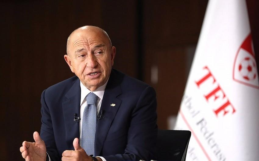 TFF prezidenti azərbaycanlı futbolçulardan danışdı