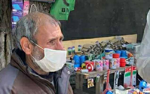 Koronavirus xəstəsi ola-ola bazara gedən şəxs saxlanıldı