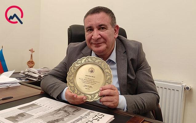 """""""Astanada taksi sürücüsünə tapşırdım ki, Anar müəllimi çoxlu təriflə"""""""