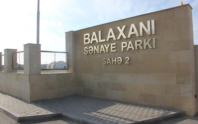 Balaxanı Sənaye Parkının rezidenti beynəlxalq mükafata layiq görülüb