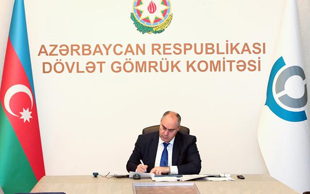 Azərbaycanla ÜGT arasında sənəd imzalandı