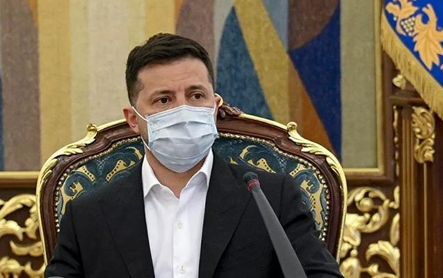 Zelenski Putini Donbasda görüşə çağırdı